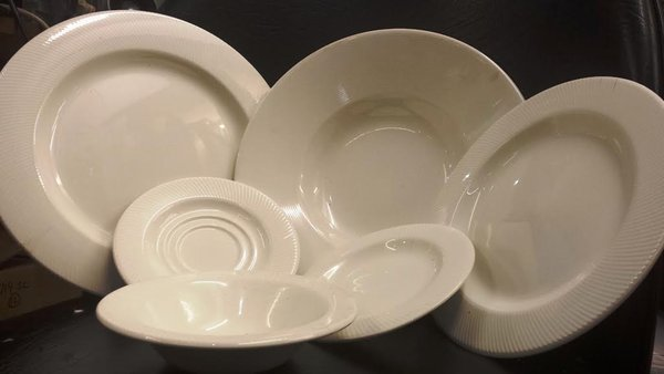 Dudson Restaurant crockery
