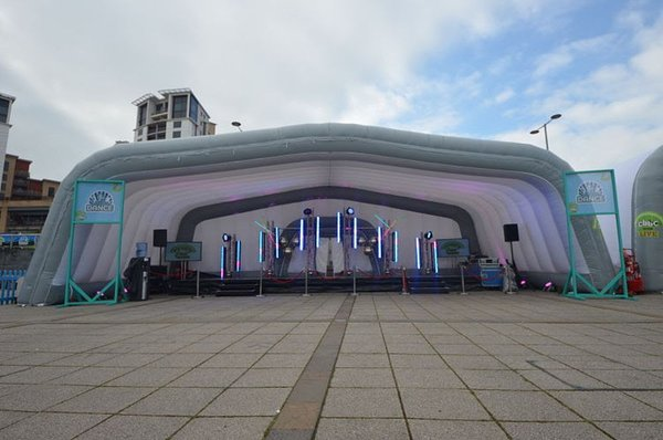 15m x 6m Inflatable Airoof