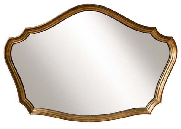 Original French Gilded Mirror