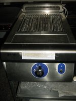 Bonnet I-D706 BBC Gas Chargrill