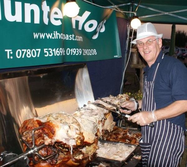 Large Hog Roast Oven