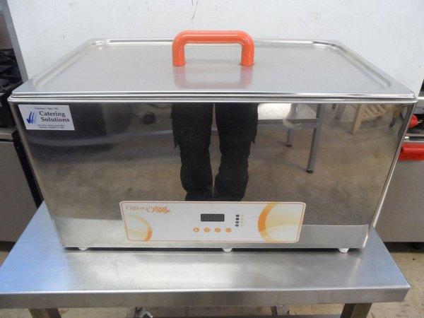 Clifton Food Range 28 litre Unstirred Digital Bath