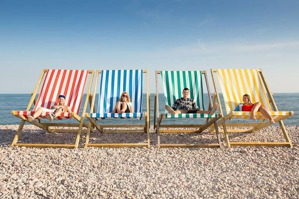 Giant Deckchairs