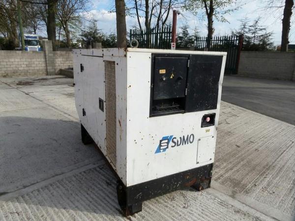 2005 Ingersoll Rand SDMO R44 Diesel Generator