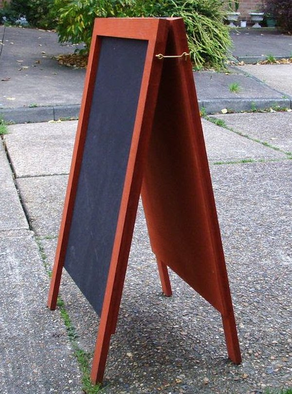 A Frame Board