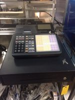 Casio SE-C450 Cash Register