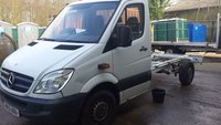 Mercedes Sprinter chassis cabs