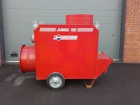 Arcotherm Jumbo150 Industrial Indirect Oil Fired Heater