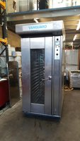 Vanguard Electric Static Rack Oven With Digital Control