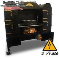 Victorian Pickwick Potato Oven Range