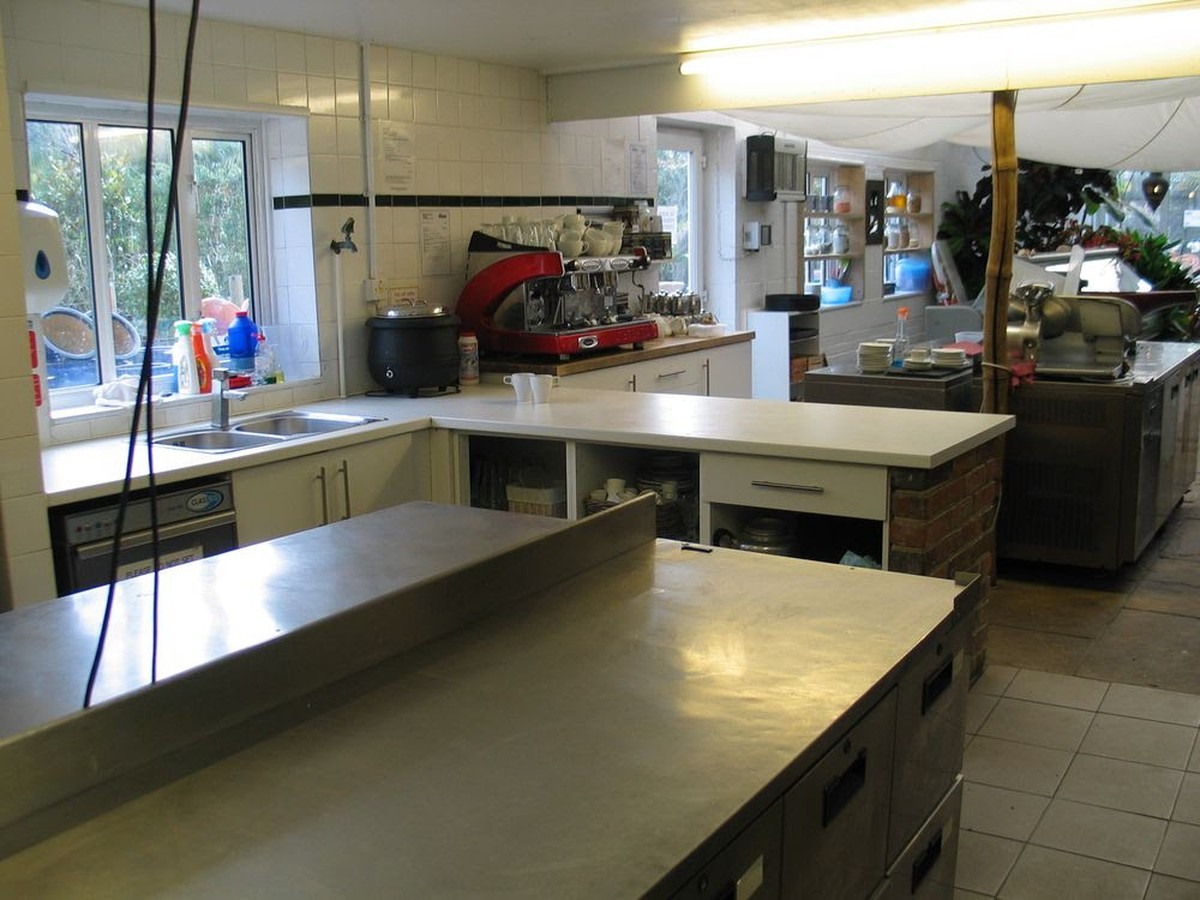 Secondhand catering equipment job lots and miscellaneous Small kitchen setup