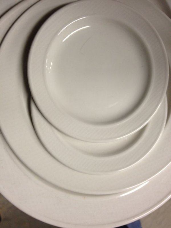 Dudson Graded Seconds Crockery