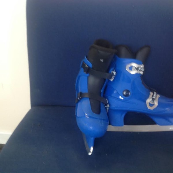 Ice Skate Hire stock