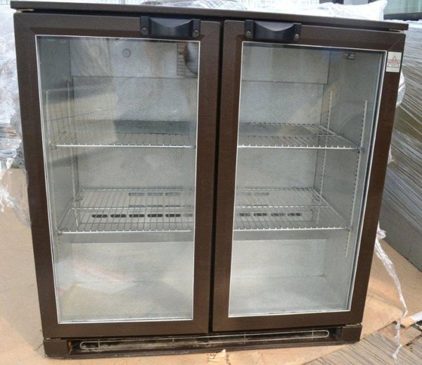 Osborne Glass Fronted Bar Fridges