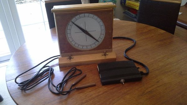 "Galvanometer - Used in ""The Talking Cure"""