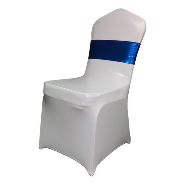 Premium White Banqueting Chair Covers