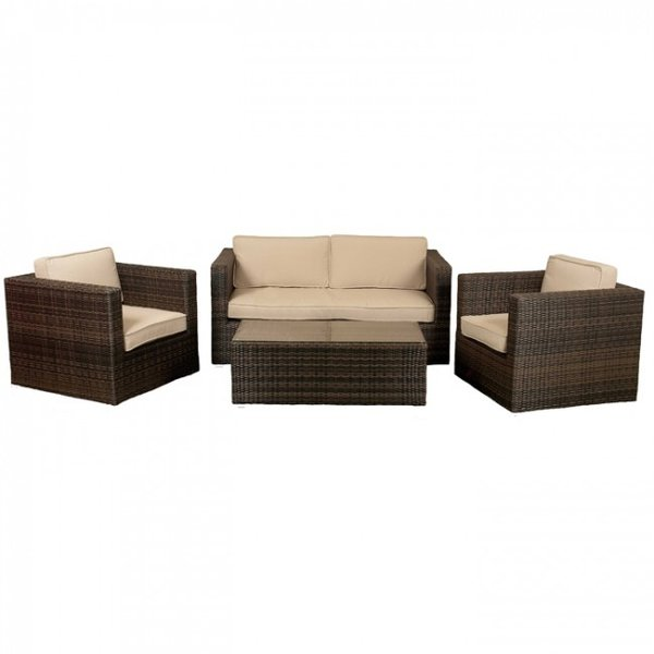 Miami Rattan Furniture Set