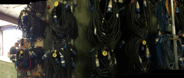16 and 32 amp cabling