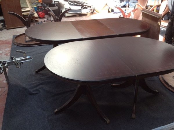 Oval Banqueting Tables