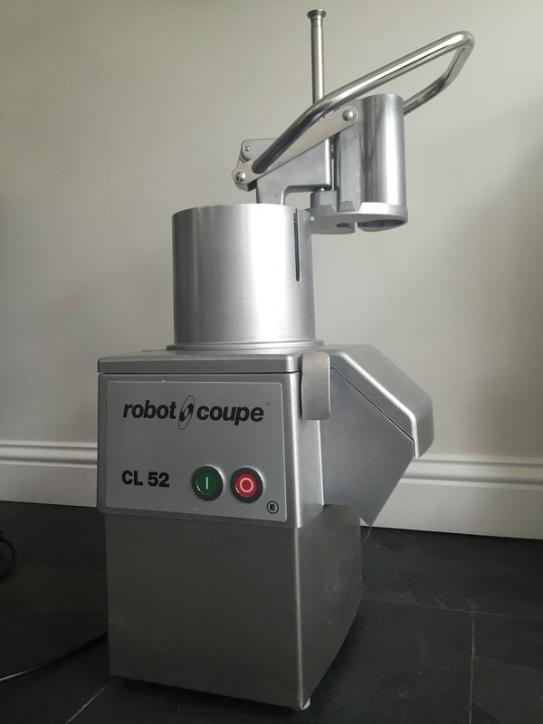 Robot Coupe CL52 Vegetable Prep Machine (INC x2 blades)