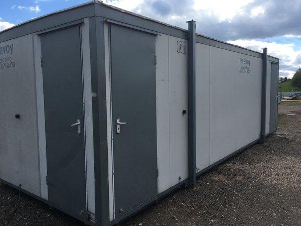 4+2 Toilet Unit