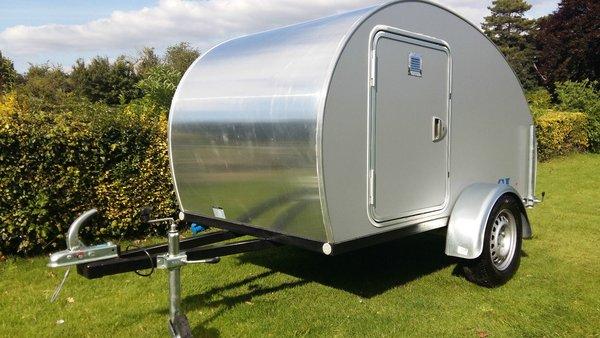 Teardrop trailer hire