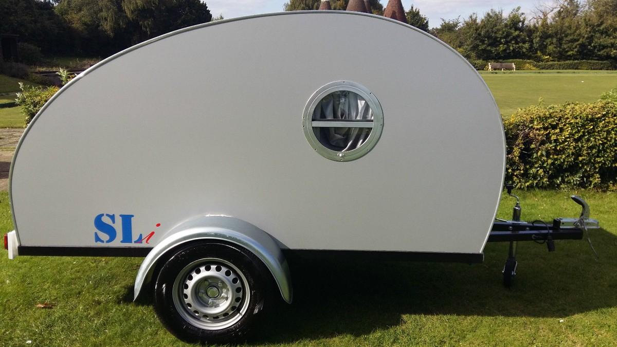 Mattress For Teardrop Trailer Trailers   750kg Light Trailers   Teardrop Caravan Camper Trailer ...