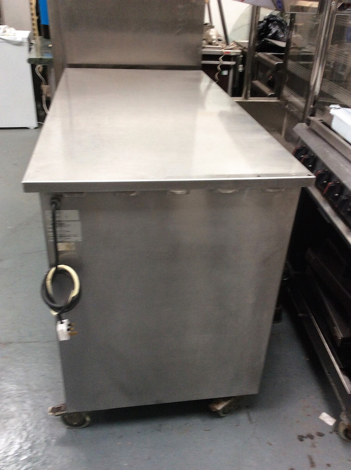 Table Top Dishwasher For Sale In Norwich : ... Equipment Hot Cupboards Caterlux Hot Cupboard - Norwich, Norfolk