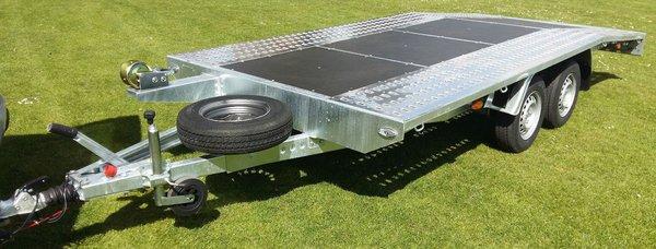 boro car transporter recovery trailer