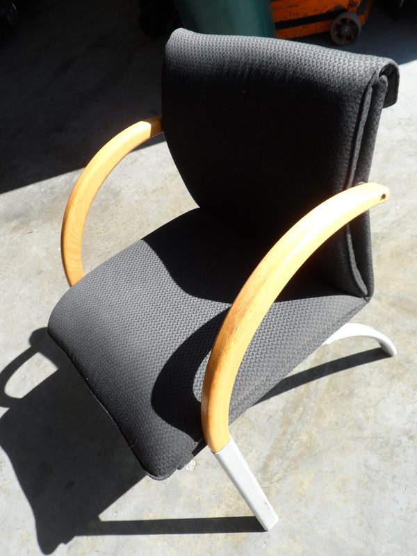 Conference Chair / Grey Fabric x 14