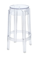 Philippe Starck Ghost Bar Stool