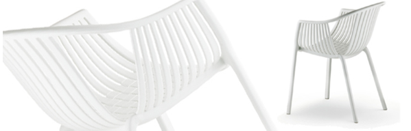 White Tatami  Chair