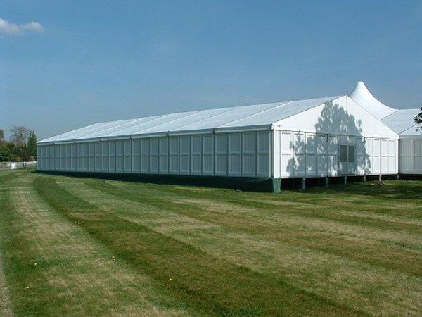 16.33m x 25m Losberger Frame Tent
