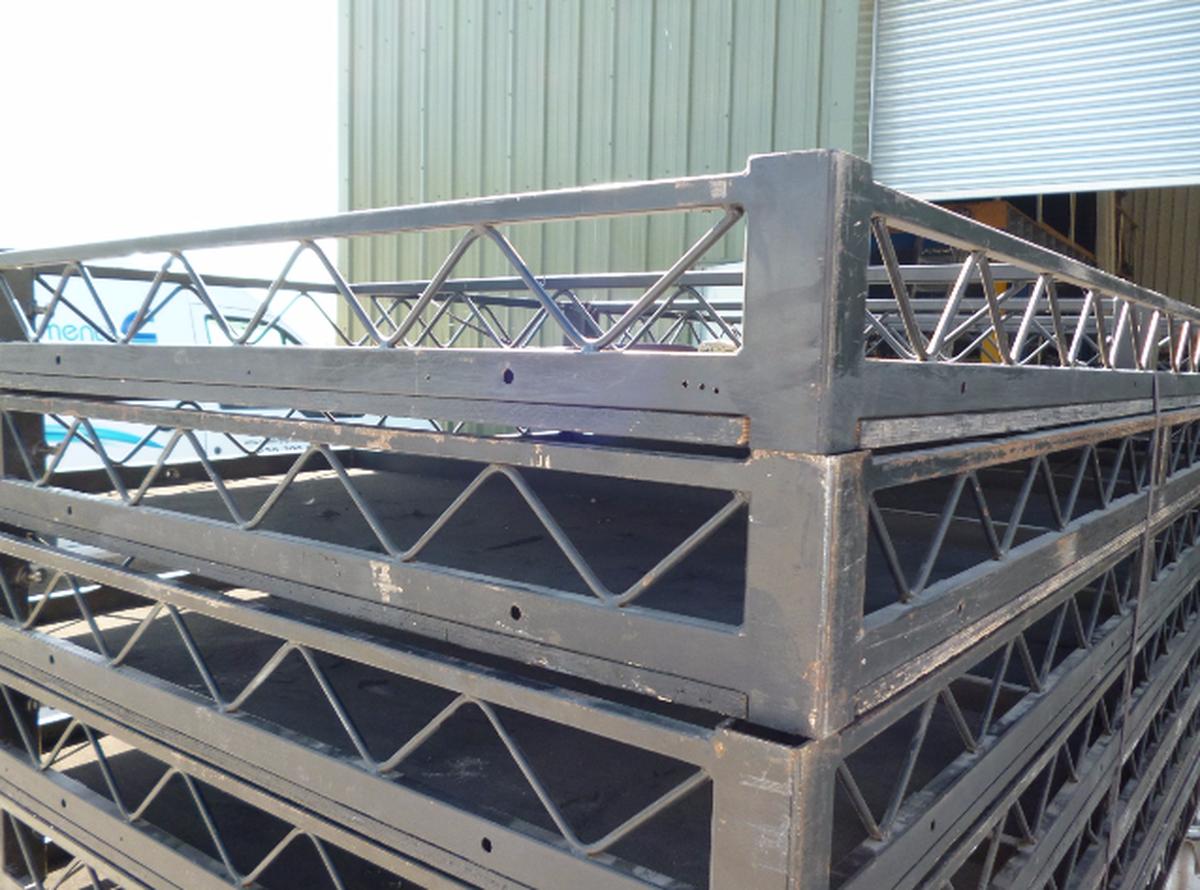Secondhand Sound And Lighting Equipment Stage Decks