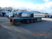 Schmitz tri-axle Artic trailer