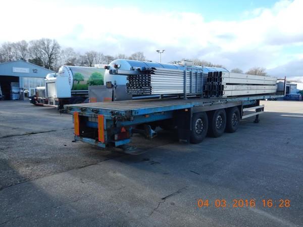 44T Tri Axle trailers