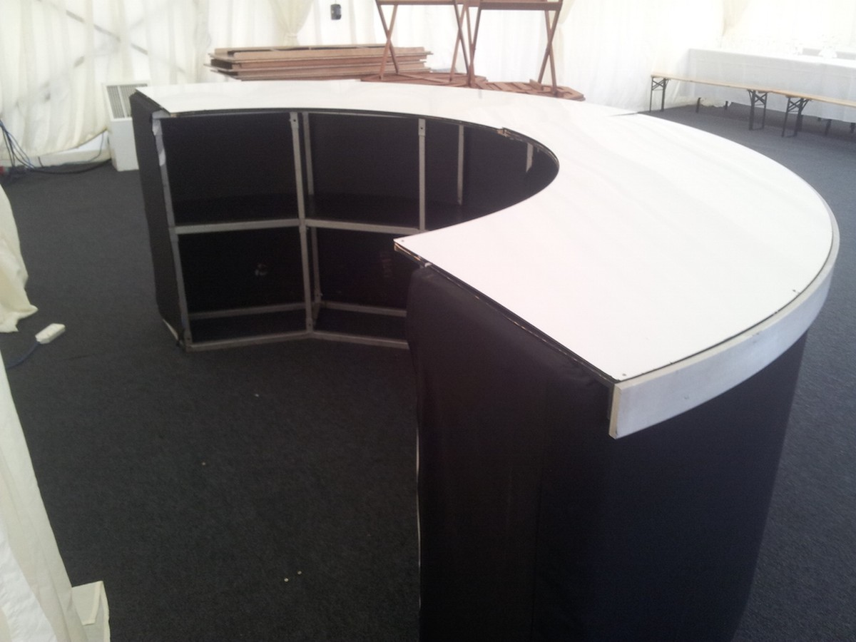 Curlew secondhand marquees banqueting furniture job