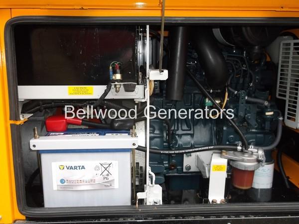 Arcgen MVK15 Powermaker towable generator