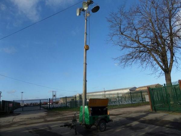 Arc Gen Diesel Lighting Tower