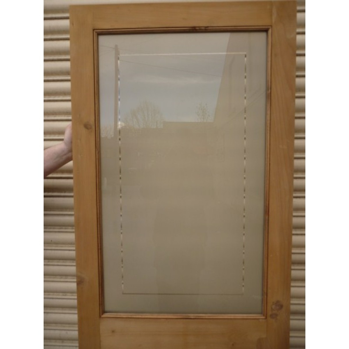 Secondhand vintage and reclaimed doors and windows for Double glazed glass panels