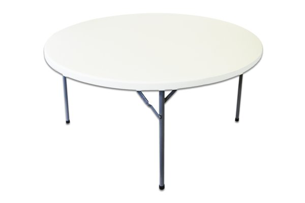 5ft round table for sale