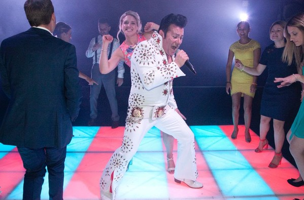 Retro LED Dance Floor