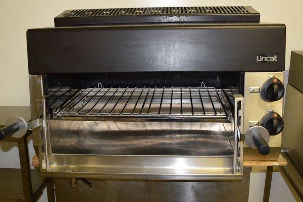 Lincat Natural Gas Salamander Grill