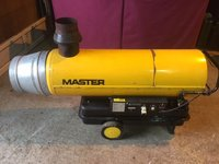 Masters BV Indirect Diesel Heater