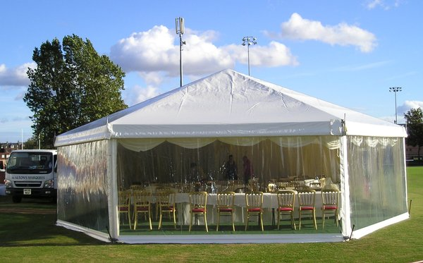 RODER HTS Hex/Conservatory End for 9m P-series Marquee