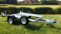 woodford car transporter / trailer