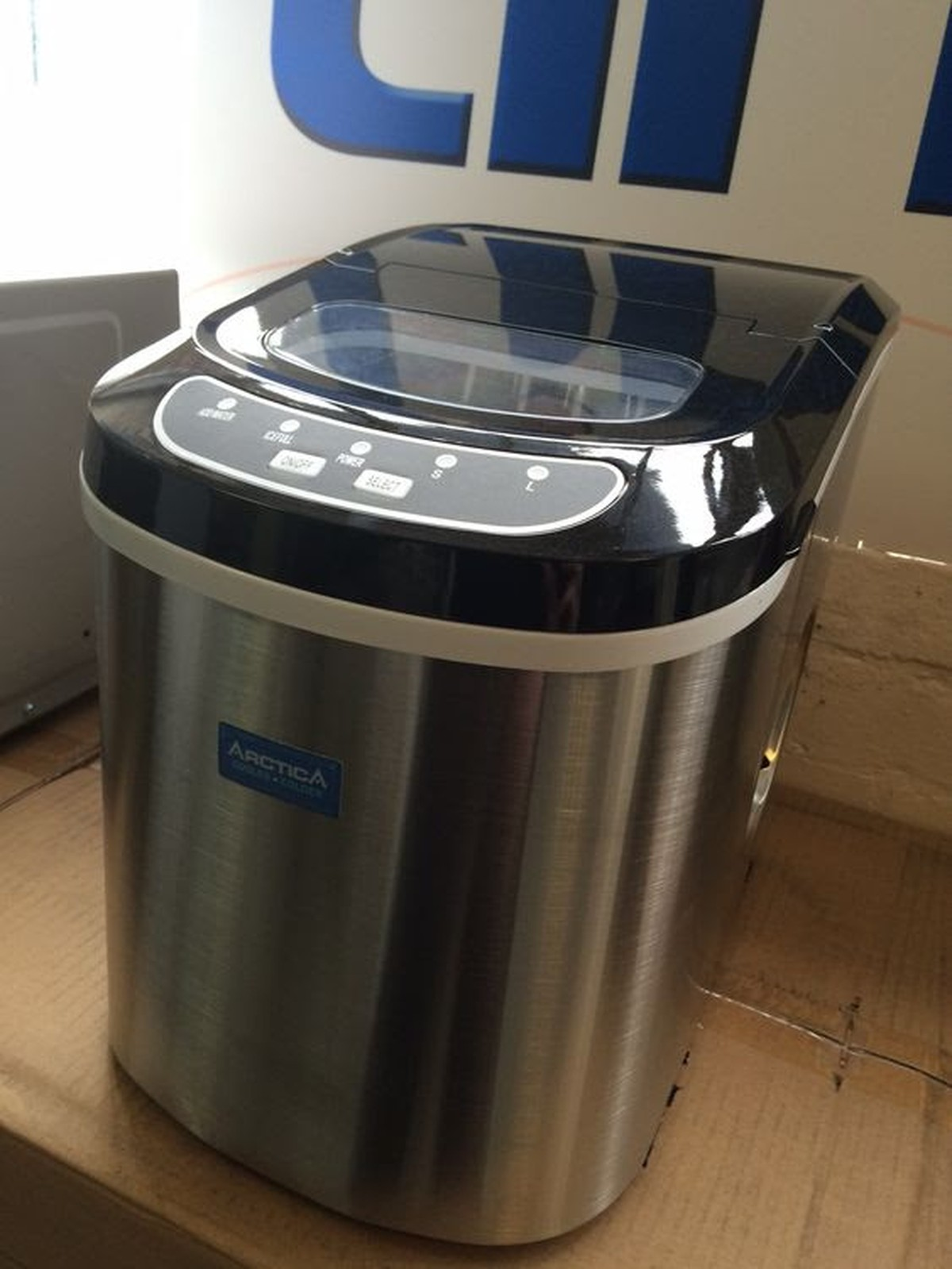 Countertop Ice Maker For Sale : ... - Gloucester New Arctica Countertop Ice Maker - Gloucester