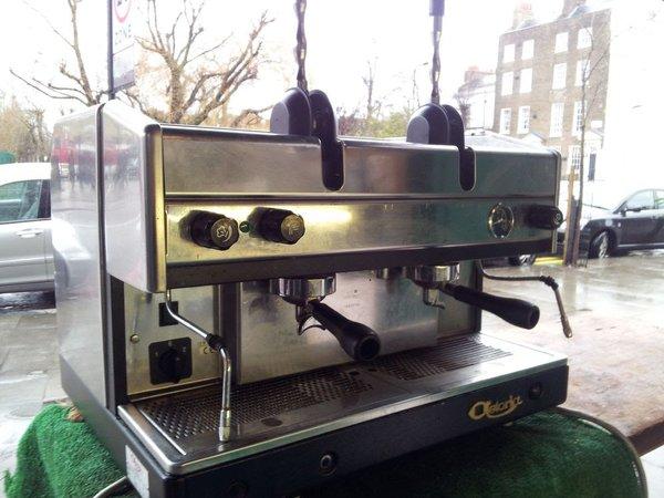 Astoria Lpg Gas Coffee Machine