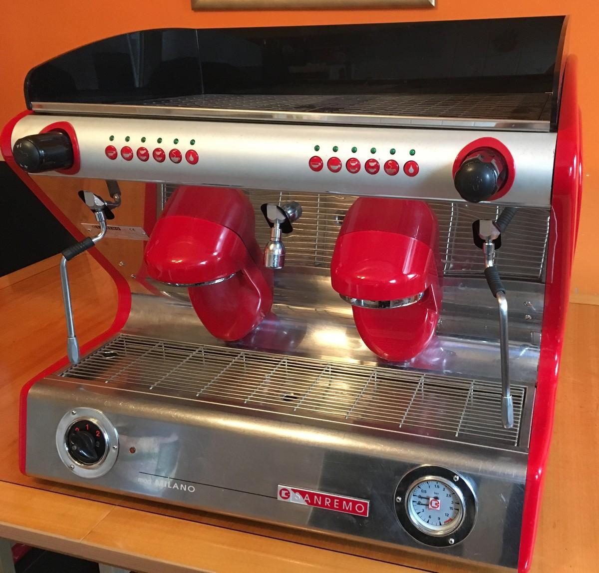 sanremo espresso machine price