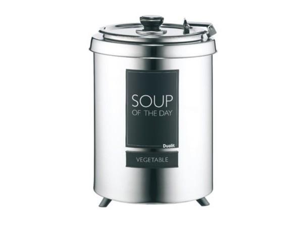Dualit Electric Wet Heat Soup Kettle 6ltr